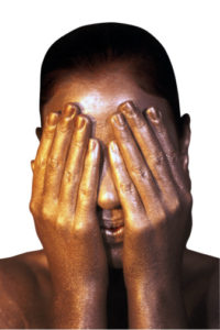 shame woman covering face - Understanding your panic attacks- part 3, fear of going it alone!