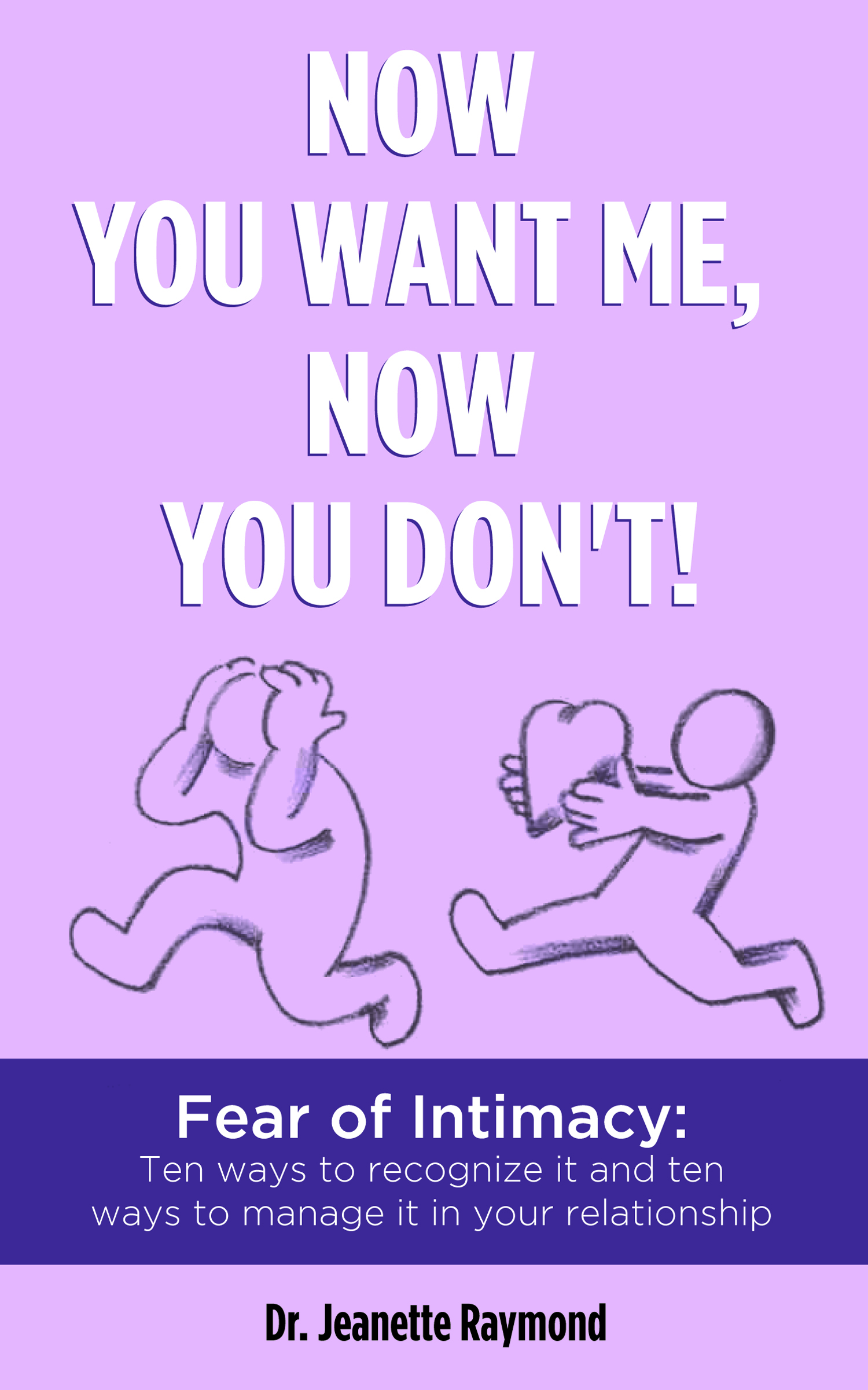 How to conquer the fear of intimacy book for couples