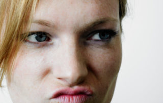 thin skin narcissist rage
