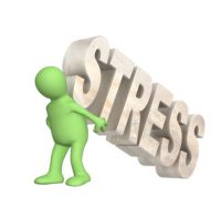 carrying a load of stress - Unresolved Anger and Stress Keeps You Depressed Longer