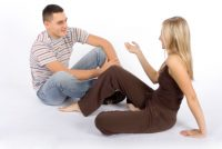 taking time to talk and listen without distractions - Are You and Your Partner Getting Off on Addictive Rage?