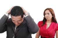man feeling bad when his wife is seeing him negatively1 - How To Avoid Feeling Attacked When Your Partner Is Venting!